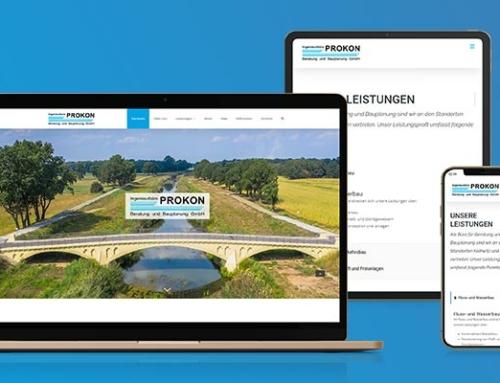 Erfolgreicher Relaunch der Homepage